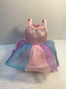Replacement Clothes Dress Tutu for Ballerina Dreamer Dancing Ballet Doll