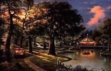 """Jesse Barnes  """" A Walk In the Park """" 1999 S/N W/CERT + Folder (Mint)"""