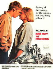Richard Thomas RED SKY AT MORNING complete version VHS Catherine Burns