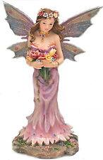 """Faerie Glen """"Blossombelle"""" Fairy Figurine Retired 2003"""