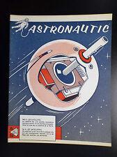 RARISSIME ancien cahier Du Timbre Tintin Astronautic ETAT NEUF