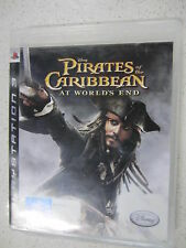 Disney Pirates of the Caribbean at worlds end PS3