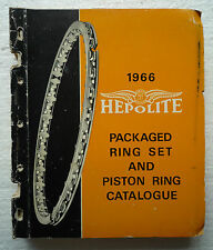 VINTAGE HEPOLITE PACKAGED RING SET PISTON CATALOGUE 1966 (360 PAGES)