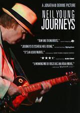 Neil Young Journeys DVD Jonathan Demme(DIR)
