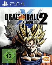 Dragon Ball: Xenoverse 2 Ps4 deutsche Version (Sony PlayStation 4) NEUWARE