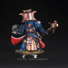 Warhammer 40k Painted Librarian in Terminator Armour