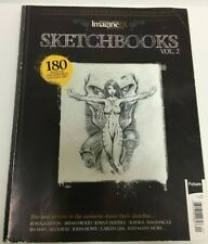 ImagineFX Presents Sketchbooks Volume 2 - World's Best Fantasy Artist Sketches
