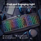 ⌨️ Gaming Keyboard with RGB Backlighting - Black - QUICK SHIPPING🚚💨