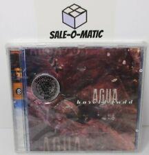 HAROLD BUDD - AGUA CD 1995 (UK)