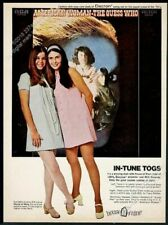 1970 The Guess Who American Woman album release House of Nine fashion combo ad