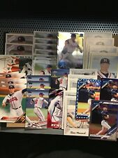 New listing Sean Newcomb Atlanta Braves Prospects Rookies Minor League Numbered Cards