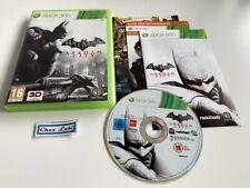 Batman Arkham City - Microsoft Xbox 360 - PAL FR - Avec Notice