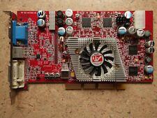 ATI R350 - ATI Radeon 9800 Pro 128MB AGP (2003)109-A07500-00 **RARE**