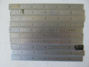 Aircraft tools 10 Starrett scales No. C316R