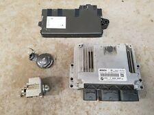 BMW MINI R55 R56 - N12 PETROL MANUAL - ECU LOCKSET DME CAS 7600020 - 1 KEY