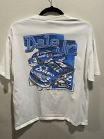 Dale Earnhardt Jr Chase Authentics XL T-Shirt Vintage Nascar Team Nabisco #3