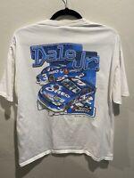 Dale Earnhardt Jr Chase Authentics XL T-Shirt Vintage Nascar Team Nabisco #3