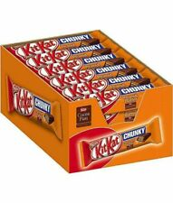 Kitkat Chunky Peanut Butter FULL BOX Chocolate Bar Kit Kat 40g x 36 Bars