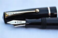 "Vintage ""Jewel Pen"" - Fountain Pen - UK - Gold Fill Trim - Lever Fill"