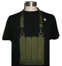 USA Made 27 Round Extended Glock 21 30 4 X Mag pouch .45 caliber Green Tactical