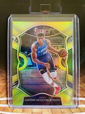 2020-21 Select Basketball Giannis Antetokounmpo GOLD /10