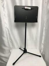 Musician's Gear Heavy-duty Folding Music Stand Black