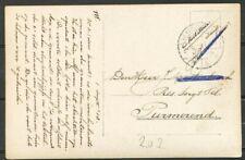 L.B. VLISSINGEN*4* OP PORTVRIJE MIL. AK.( MONTEREN GRANATEN) - PURMEREND  Ab179