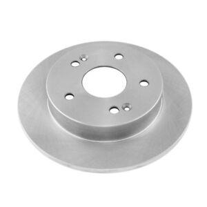 Disc Brake Rotor Rear Uquality 31227