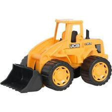 "JCB 14"" Wheel Loader Toy Children Kids Construction Vehicle"