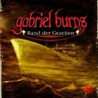 GABRIEL BURNS - 31: RAND DER GEZEITEN  CD NEW