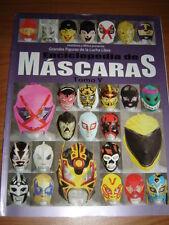 ENCICLOPEDIA DE MASCARAS magazine revista Tomo V  S-Z wrestling Super Muñeco
