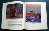 1977 Raoul Dufy A. Kostenevich Artist Art Nude Russian Soviet Illustrated Book