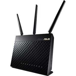 Asus Rt-ac68u Ieee 802.11ac Ethernet Wireless Router - 2.40 Ghz Ism Band - 5 Ghz