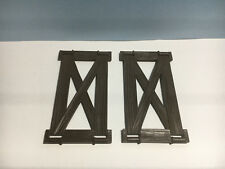 PLAYMOBIL –  2 barrières en bois / Wooden fence / 4826
