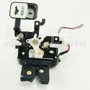 2004 - 2009 Mazda 3 Sedan TRUNK LATCH Lock Emergency Release OEM p/n BN8P56820