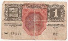 Austria 1 Krone Korona 1916  5 pcs B405