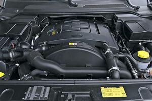 LAND ROVER RANGE ROVER SPORT ENGINE 2.7 V6 DIESEL 276DT SUPPLY & FIT 2005-2009