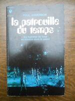 Poul Anderson: La patrouille du temps/ Marabout SF