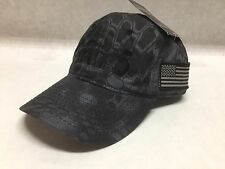 AR-15 TYPHON w/Black Camo Baseball Tactical Military Hat Cap