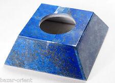 Royal blau Lapis Edelstein Aschenbecher Afghanistan cendrier posacenere Ashtray