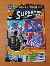 Action Comics #689 ~ NEAR MINT NM ~ (1993, DC Comics)