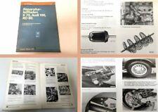 Reparaturleitfaden Audi 100 C1 Coupe S NSU Ro80 VW K70 Instandhaltung Wartung 79