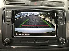 Originales de VW radio Compostion Touch media Bluetooth FSE camara de vision trasera-puerto