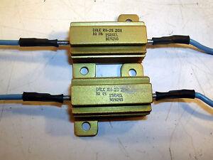 Resistance Power Wire Concrete 1 Ω 20w THT 1r