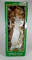 Original Motion-ettes 18 inch Animated Figure Vintage Doll  Musical Illuminated