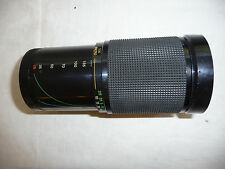 Camera lens for PENTAX SLR VIVITAR 80-200mm f1:4 - RICOH PETRI PK-A fit    R31