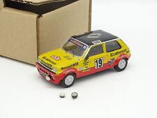 Mini racing Kit Monté SB 1/43 - Renault 5 Alpine Gr2 Rallye Monte Carlo 1978