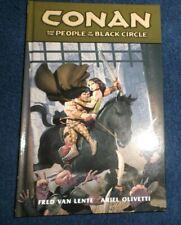 Conan: People of the Black Circle (HC Hardcover) New / Unread, VF/NM 2014