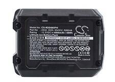 Batterie 12.0V pour aeg BLL12C BS12C BS12C2 3520 premium cellule uk neuf