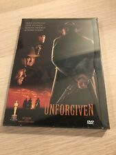 Unforgiven (Dvd, 1997) New / Factory Sealed